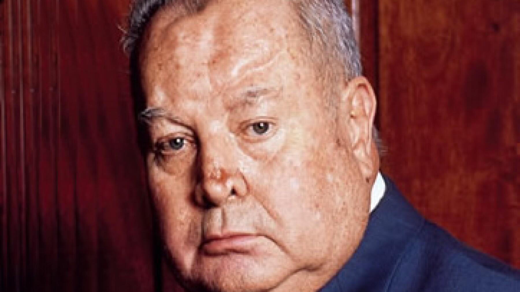 El presidente honorario de Liverpool, empresa que se incorporó en septiembre de 2010 al IPC de la Bolsa Mexicana de Valores. (Foto: Revista Expansión)