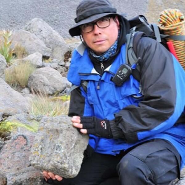 Arqueologos investigan el Nevado de Toluca