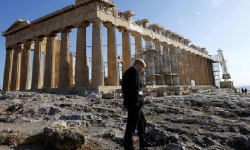 El partido conservador dijo que el rescate a la banca española significa que Grecia podrá ganar más negociando que peleando con sus socios europeos. (Foto: Reuters)