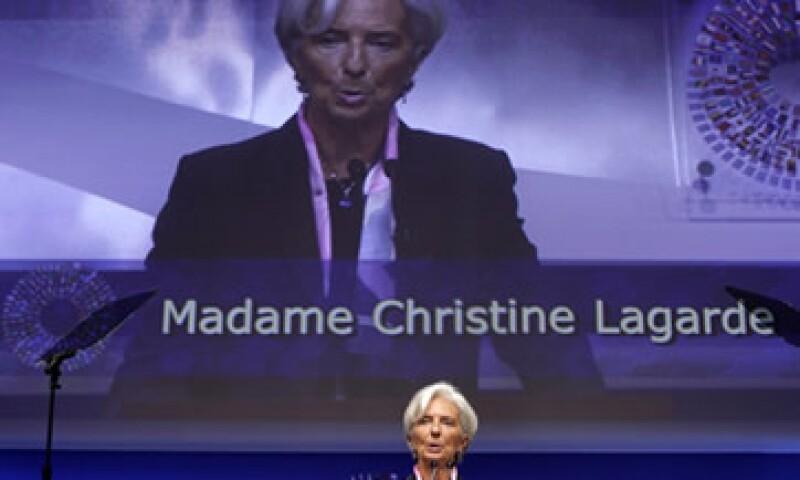 La mayor economía del mundo debe enfrentar urgentemente el desempleo, expresó Lagarde. (Foto: Reuters)