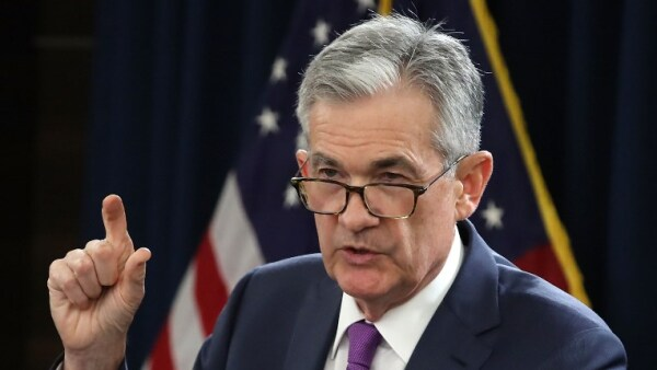 Jerome Powell Fed mercados