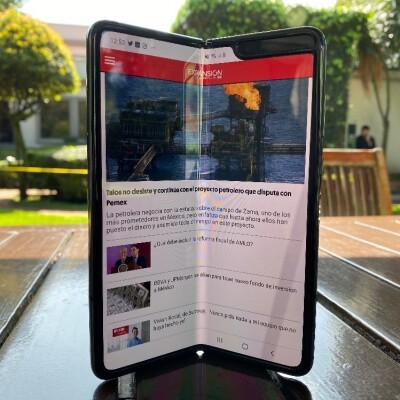 Galaxy Fold el flexible de Samsung