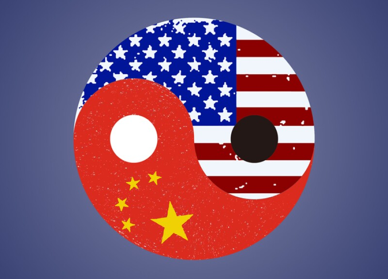 China and the United States, cooperation and competition, China gossip, mutual integration