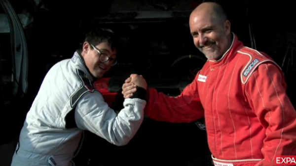 Este copiloto hará historia en los 41 años del Rally Dakar