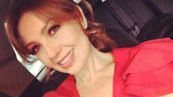 Con dos hijos y más de 20 años de carrera, la cantante y actriz mantiene un cuerpo que muchos podrían envidiar y por supuesto que la mexicana comparte esto con sus seguidores de Twitter.