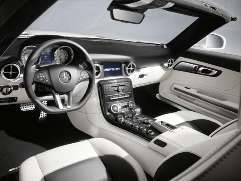 Así serán los interiores del nuevo coche de Shakira.