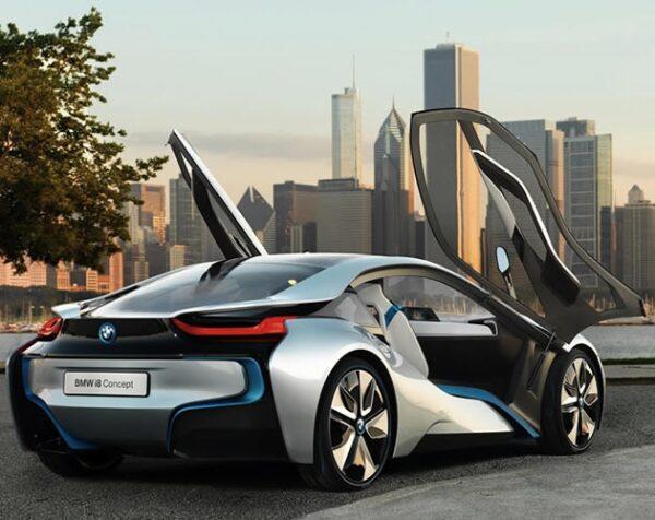 BMW i8 (Cortesía)