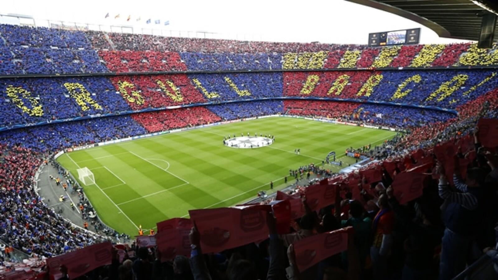 Barcelona vs. Bayern 3