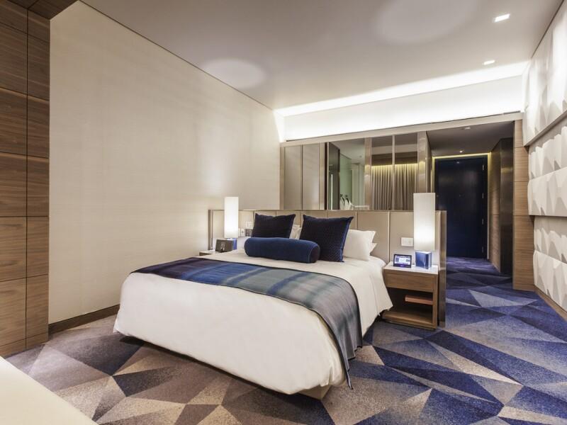 Hotel - Sofitel - habitación - México