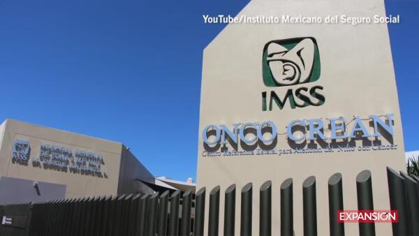 Con ONCOCREAN, el IMSS quiere acercar la atención a los niños con cáncer