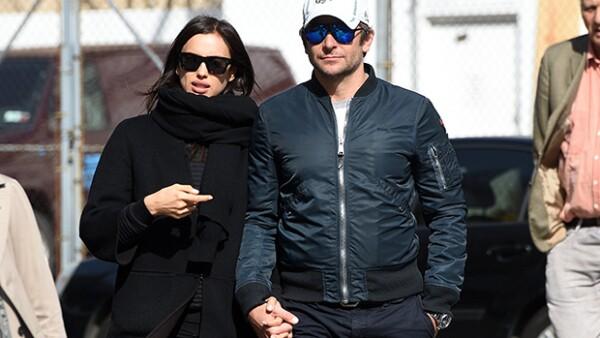 La belleza rusa ha mantenido su relación con el actor en un perfil bajo, pero no cabe duda que el amor le ha pegado con fuerza y, aunque no totalmente, lo ha compartido con sus seguidores.