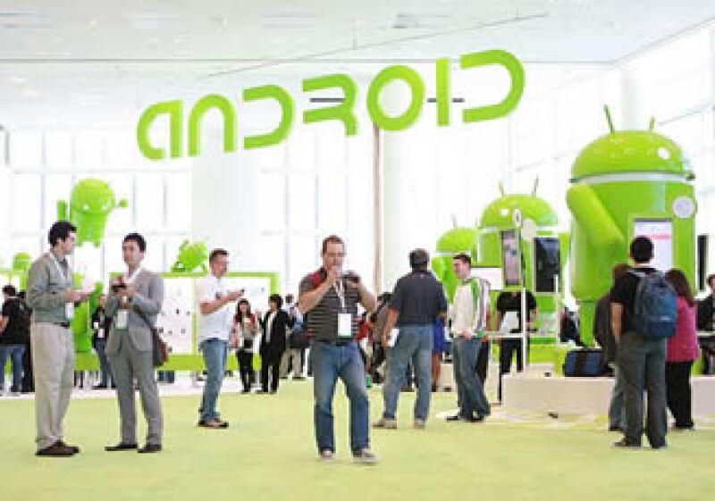 La base de usuarios de Google Android ha crecido de manera constante en los últimos 18 meses. (Foto: Cortesía Google)