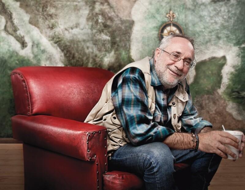 El poeta y activista mexicano fue elegido por la revista Time como ejemplo de `El Manifestante´, figura a la que nombró Personaje del Año 2011. Aquí la entrevista exclusiva para la revista Quién.