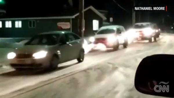 La alerta de tsunami en Alaska es descartada después del sismo de 7.9