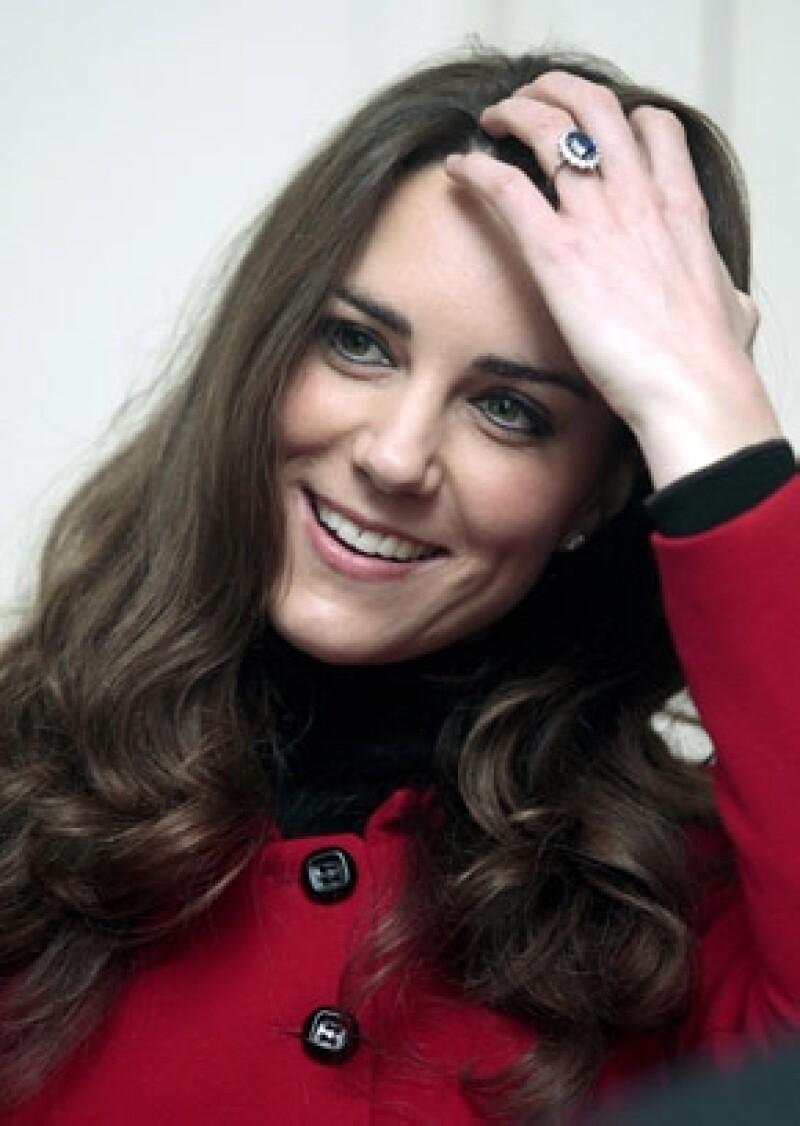La futura esposa del príncipe Guillermo, ha adelgazado mucho.