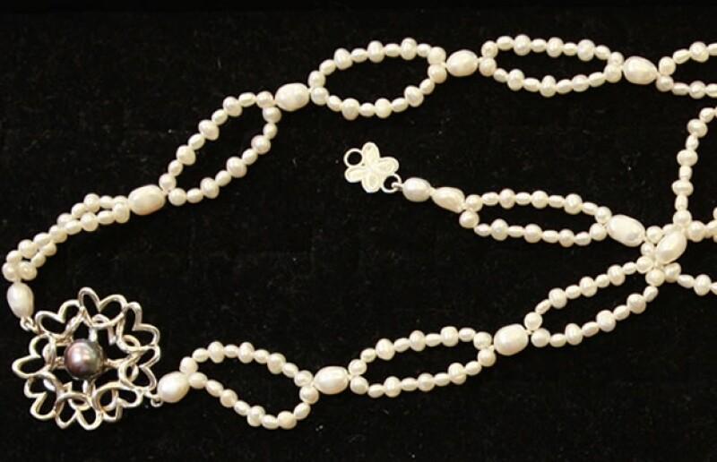 Perlas; perfectas para una mamá romántica.