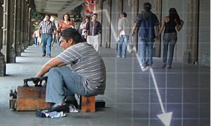 La tasa de desempleo en el país alcanzó 4.83% (2 millones 400 mil desempleados) de la Población Económicamente Activa en mayo de 2012. (Foto: Archivo)