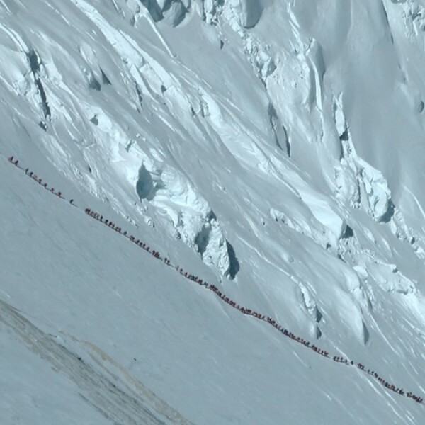 Monte Everest 16