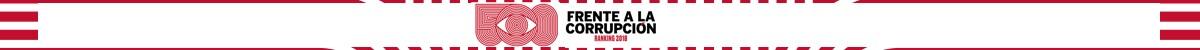 500 frente a la corrupción / cintillo galería desktop Expansión