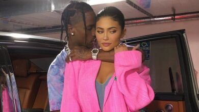 Travis Scott y Kylie Jenner