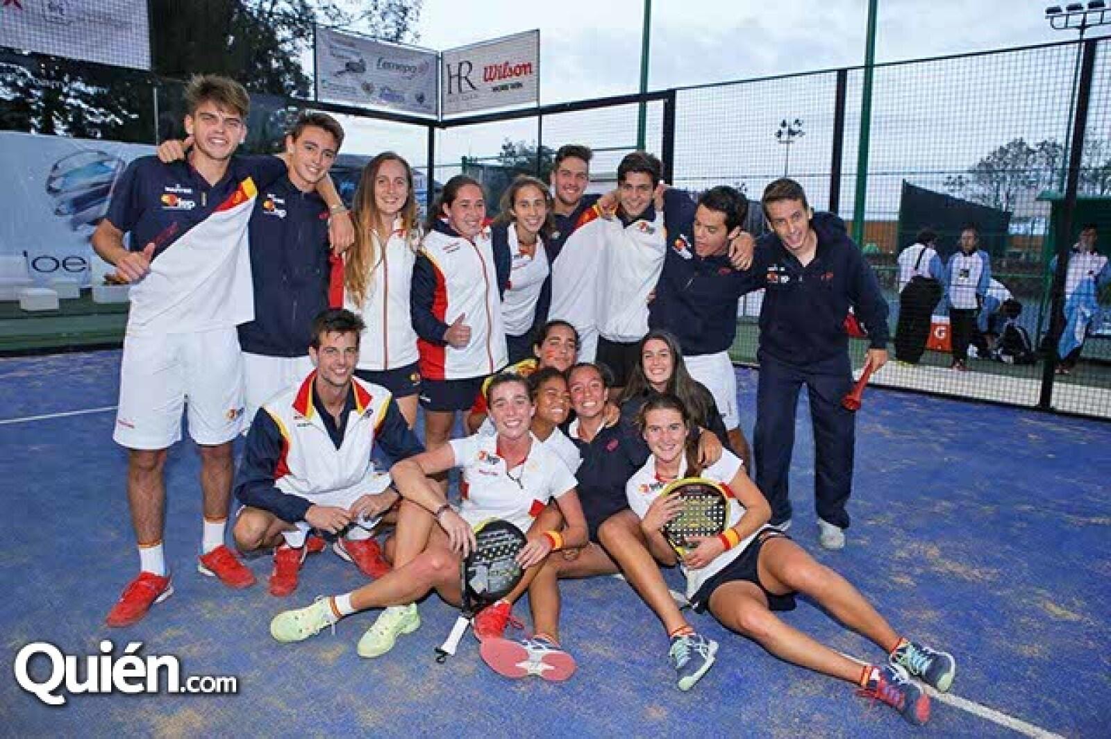 Equipo de España