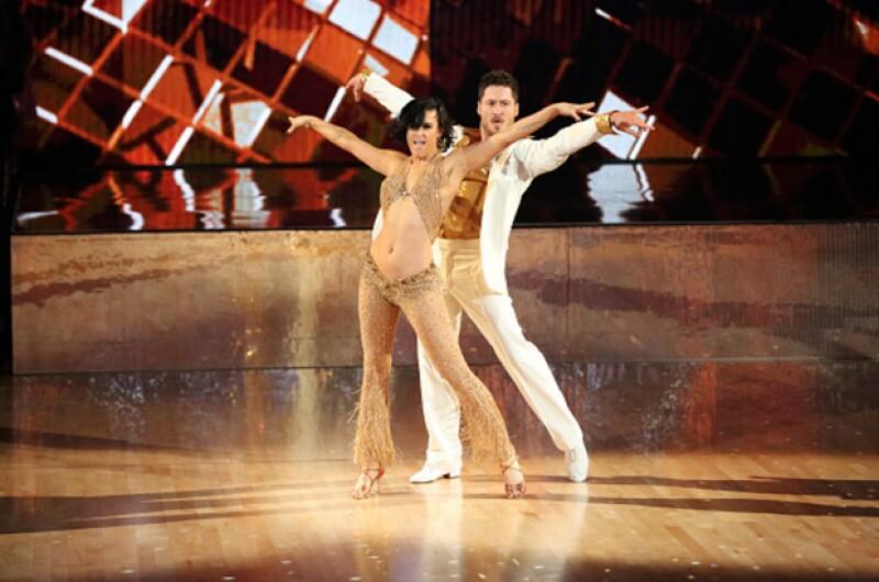 Una vez más la hija de Demi Moore y Bruce Willis dejó boquiabierto al público con su talento para bailar, así como con su sensual figura en la nueva temporada del reality show.
