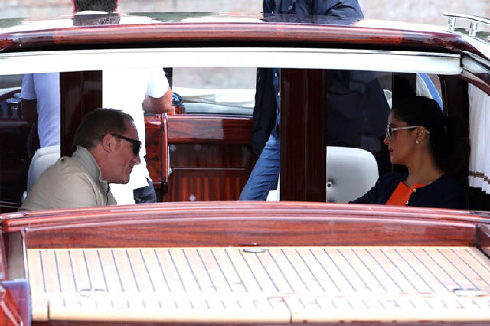 Según la prensa francesa, fue a partir de esa cena, el 29 de abril de 2006, ya no se separaron.