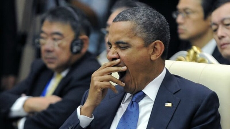 Líderes mundiales como Barack Obama podrían ver afectadas sus habilidades (al igual que cualquier persona) por no dormir lo suficiente