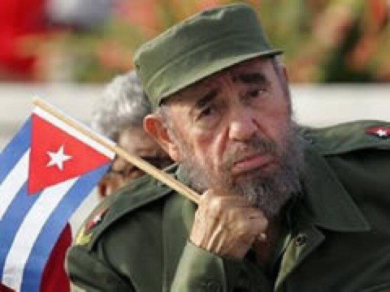 Castro alabó al presidente estadounidense, Barack Obama, por su inteligencia. (Foto: Reuters)
