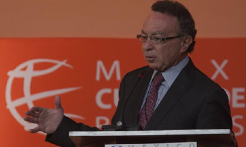 Guillermo Ortiz destaca el otro pendiente del Gobierno: la informalidad. (Foto: Cuartoscuro)