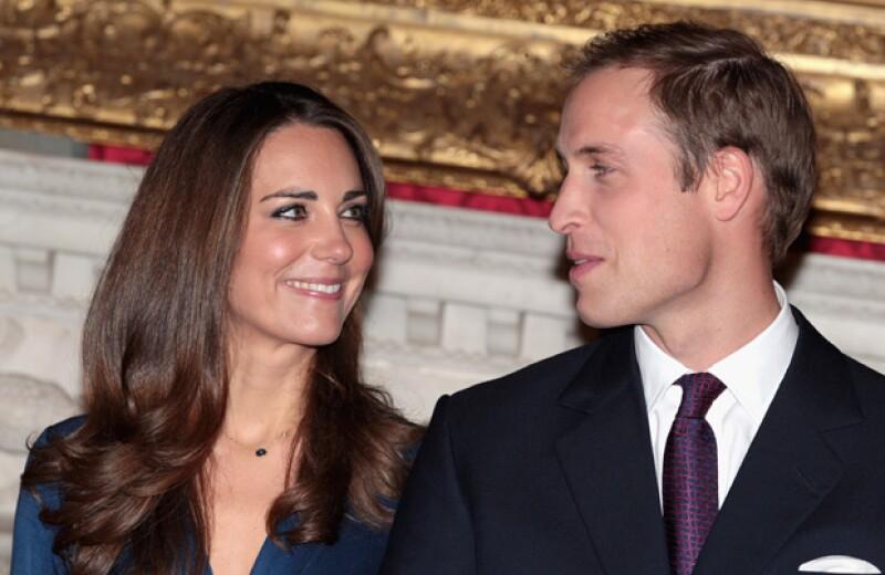 Donde se casó la ex de William, es el mismo lugar en donde él le pidió matrimonio a Kate Middleton.