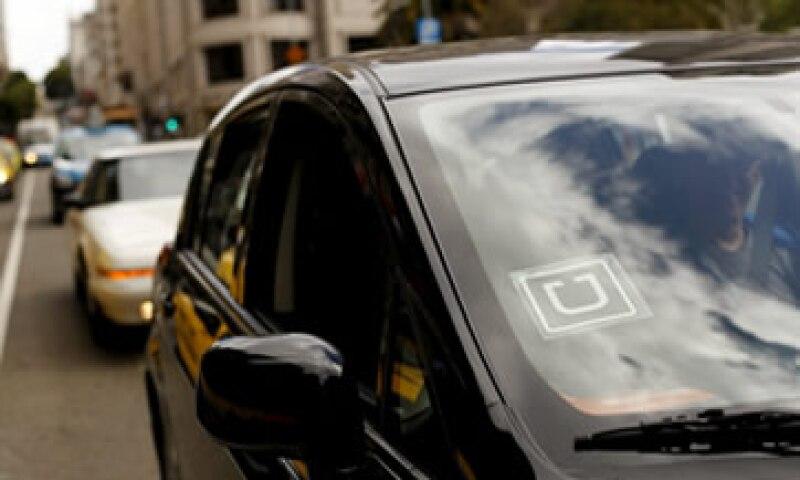 Uber ha generado protestas de taxistas en el DF.  (Foto: Reuters )