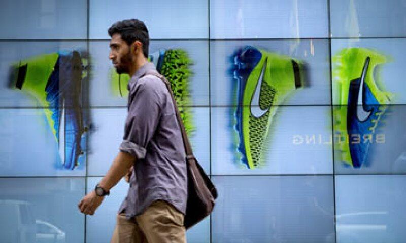 Los tenis Nike tienen una alta demanda en Estados Unidos, su principal mercado. (Foto: Reuters )
