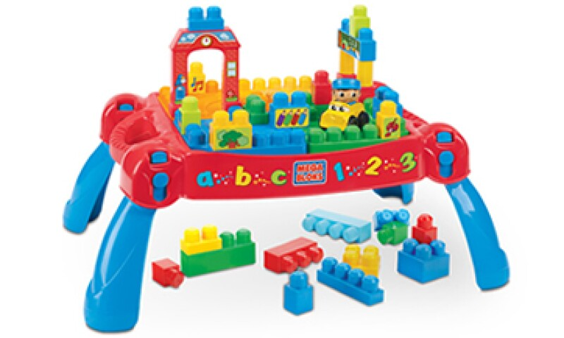 Mega Brands es el jugador número dos en la categoría de sets de construcción (Foto: Tomada de www.megabloks.com)