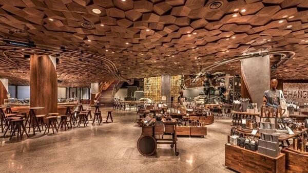 Starbucks Shangai