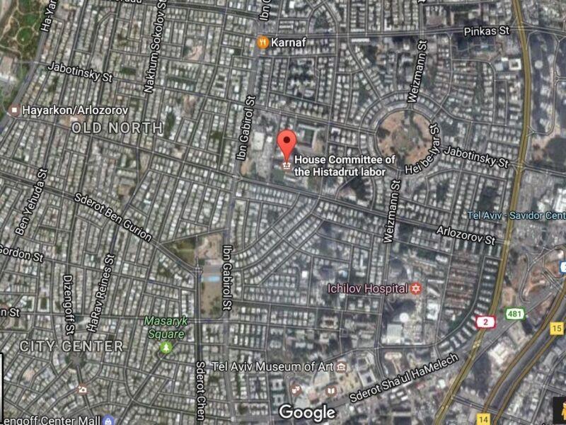 lugares ocultos por google maps