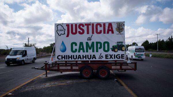 Conflicto en Chihuahua