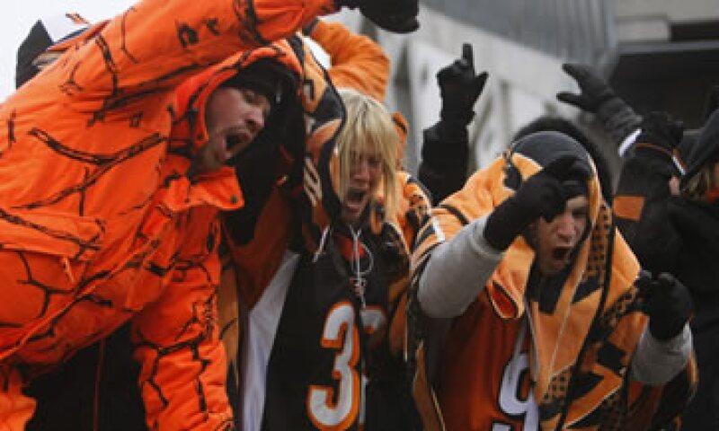 La NFL respalda unos 110,000 empleos en ciudades sedes de equipos. (Foto: AP)
