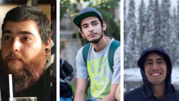 Estudiantes de cine asesinados