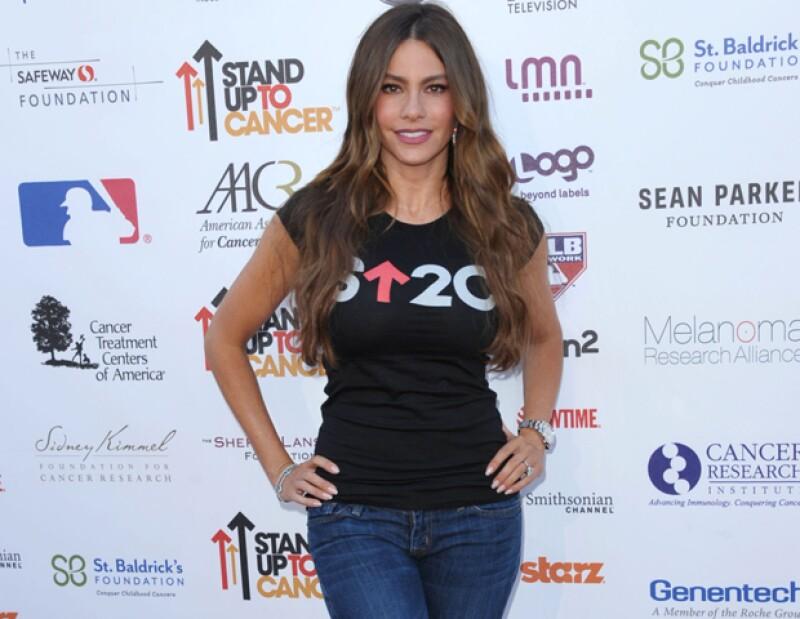 La actriz reveló que está satisfecha de figurar entre las actrices mejor pagadas de la televisión, a pesar de no haber estudiado en un centro especializado como algunas de sus colegas.