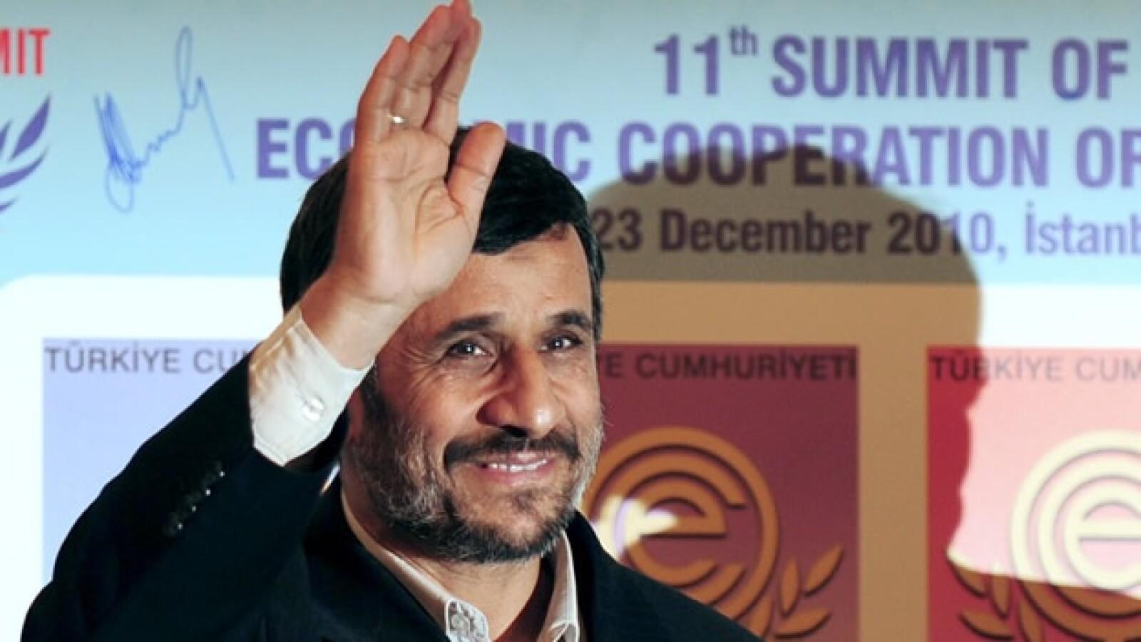 Irán - Ahmadinejad