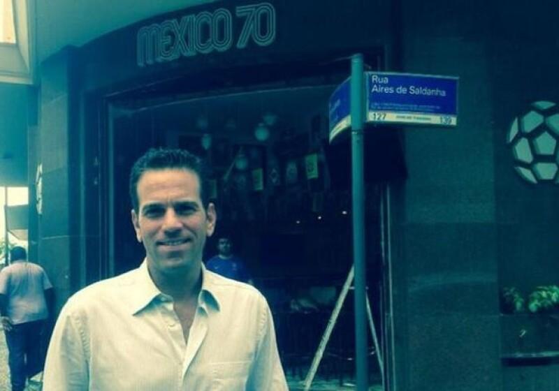 Carlos Loret de Mola reporta desde el famoso barrio de Río de Janeiro.