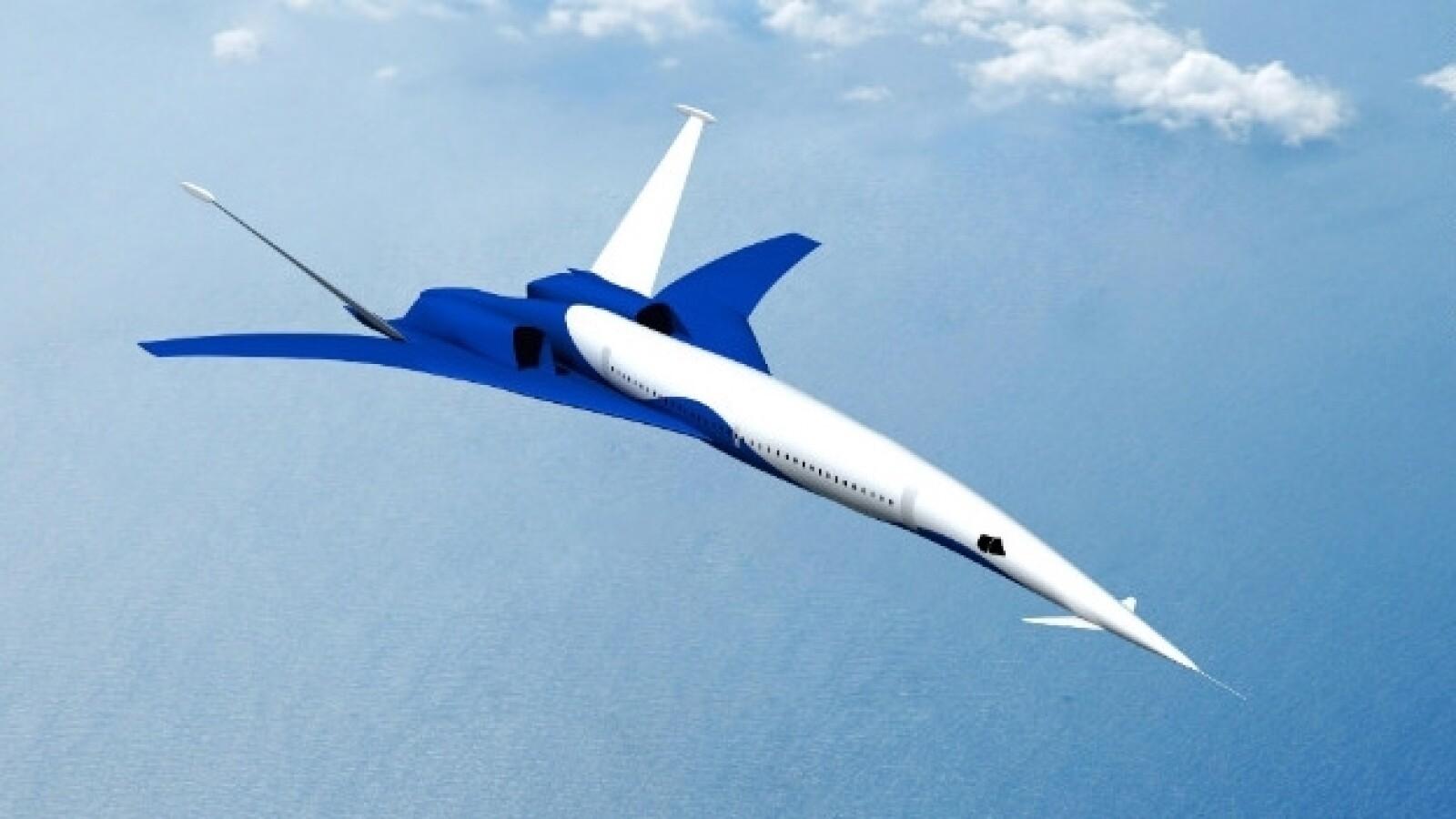 Jet Supersonico Speed