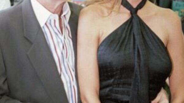 El millonario y la ex conejita de Playboy se casaron en 1989 y estaban separados desde hace diez años.