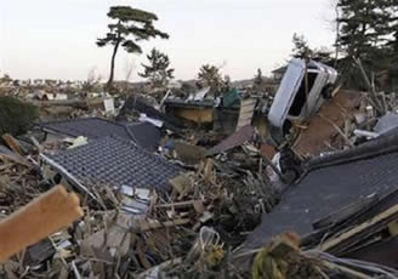 El sismo en Japón adelantará la revisión de los seguros de terremotos en México. (Foto: Reuters)