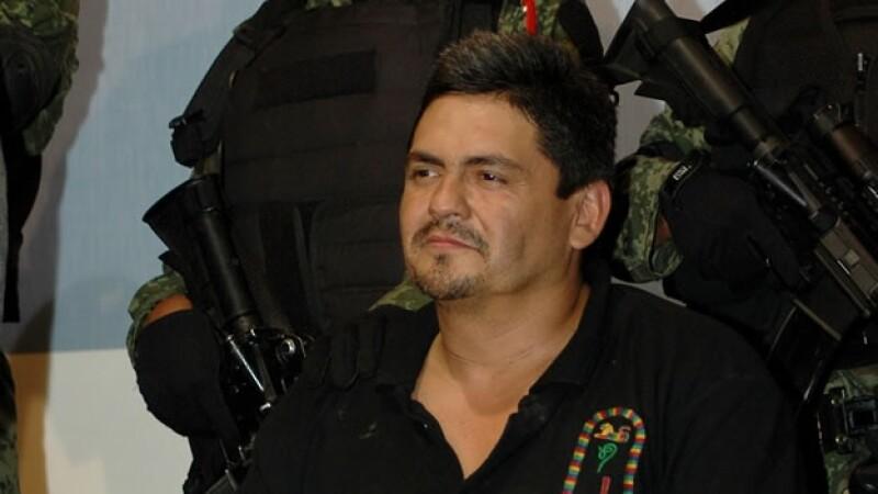 "Image result for Óscar Nava Valencia, aka ""El Lobo"","