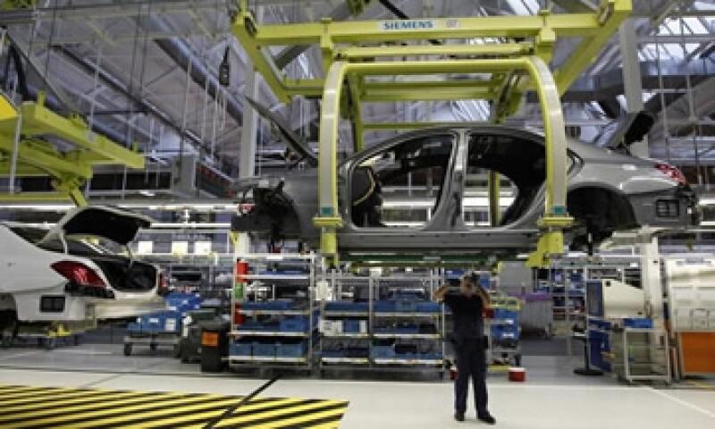 Los autos producidos en conjunto serán armados en la planta de Nissan de Aguascalientes. (Foto: Reuters)