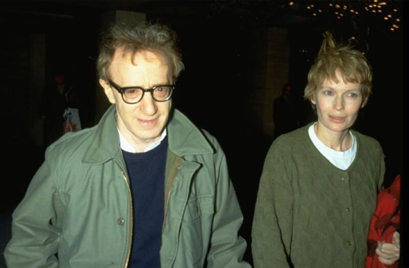 Eso es lo que el representante de Woody Allen, ex pareja de Mia Farrow, dijo en entrevista luego de que la actriz declarara que probablemente su hijo Ronan sea de Frank Sinatra.