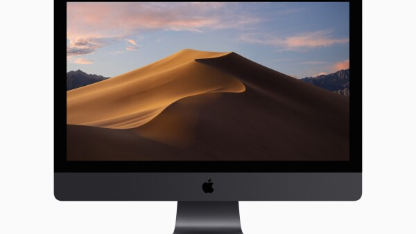 Apple apuesta por Mojave para Mac