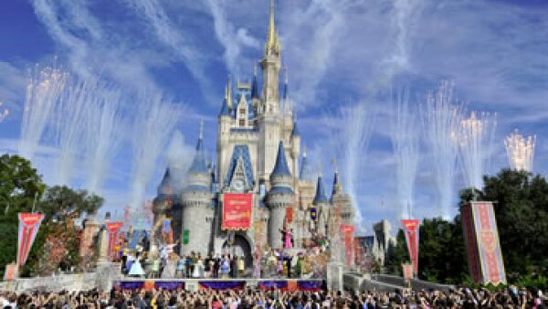 Magic Kingdom es el lugar más popular en el mundo, al menos entre los parques de diversiones. (Foto: Getty Images)